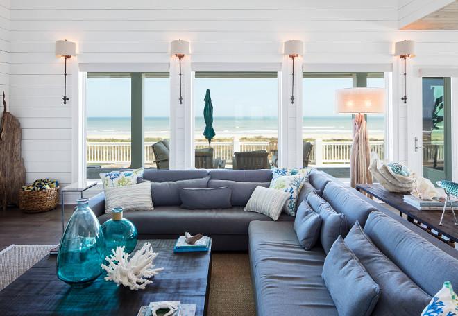 Coastal Farmhouse Interior Design Home Bunch Interior