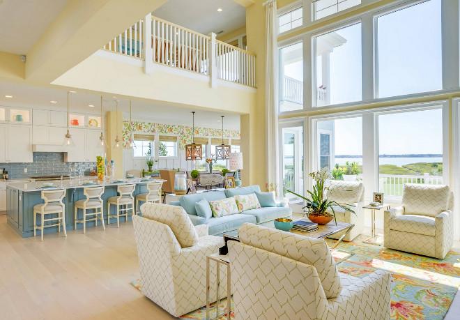 Beach House Paint Color Ideas Home Bunch Interior Design