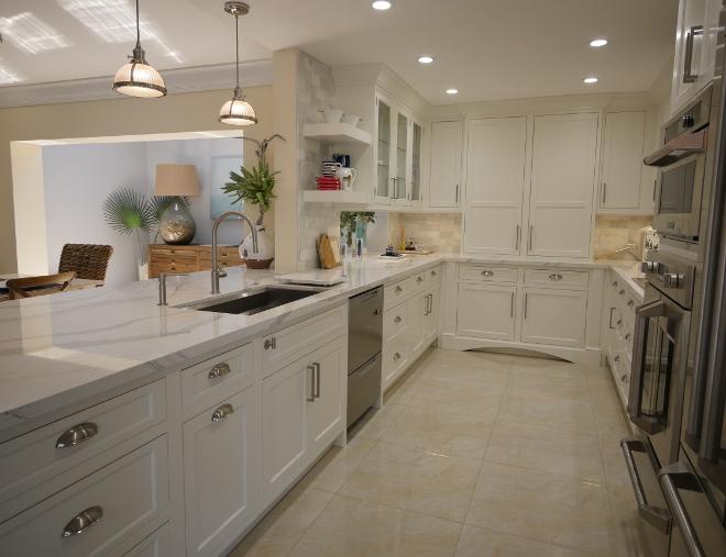 Kitchen Layout Ideas. Waterview Kitchens