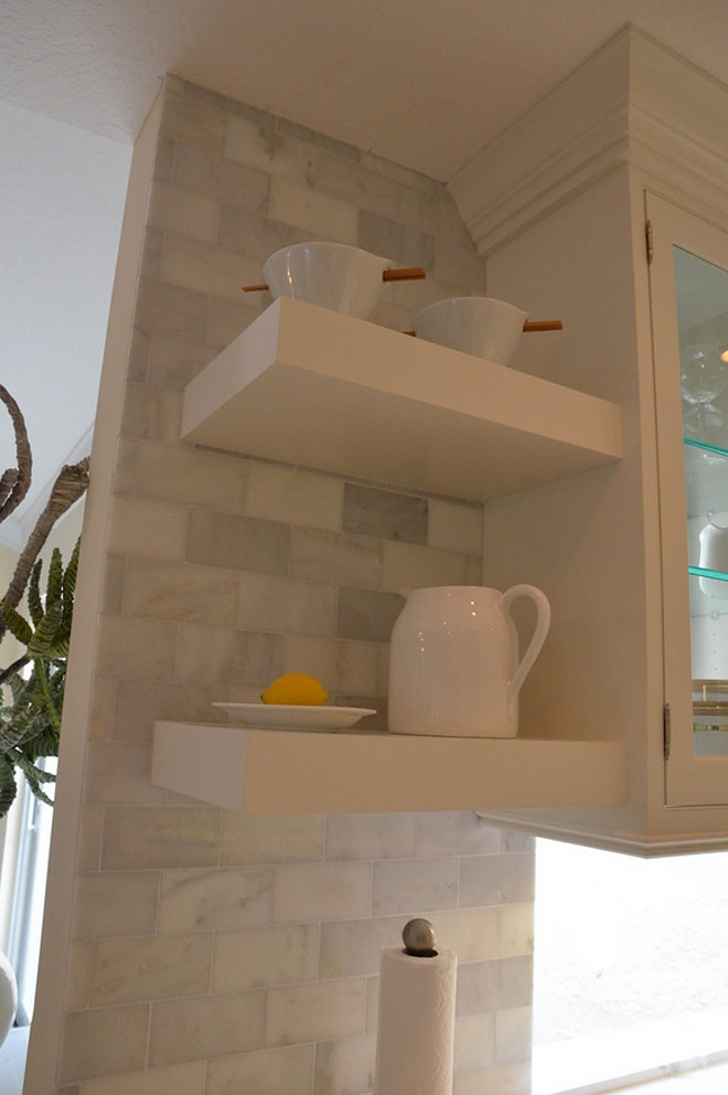 White Floating Shelves. White Floating Shelves. White Floating Shelves. White Floating Shelves. #WhiteFloatingShelves #FloatingShelves Waterview Kitchens