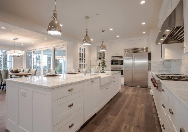 Open Kitchen Layout Ideas