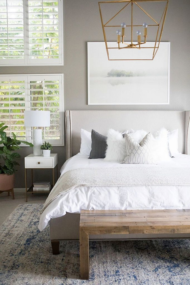 Benjamin Moore Greystone. Benjamin Moore Greystone at 50%. This gray paint has a touch of taupe that brings a serene warmth. #BenjaminMooreGreystone