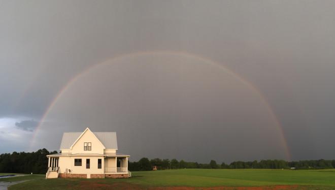 Life is better at farmhouses #farmhouses @mygeorgiafarmhouse