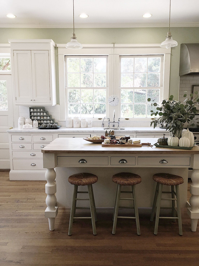 Farmhouse Kitchen Flooring. Farmhouse Kitchen Flooring. Farmhouse Kitchen Flooring. Farmhouse Kitchen Flooring. Farmhouse Kitchen Flooring #FarmhouseKitchenFlooring Beautiful Homes of Instagram @my100yearoldhome