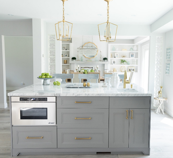 Martha Stewart Kitchen Cabinet Colors: Before & After Kitchen Renovation On A Budget