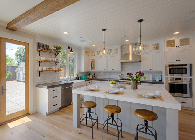 Sherwin Williams Alabaster. Sherwin Williams Alabaster is one of the best white paint colors for cabinets. Very popular and often recommended by interior designers Sherwin Williams Alabaster #SherwinWilliamsAlabaster AK Construction