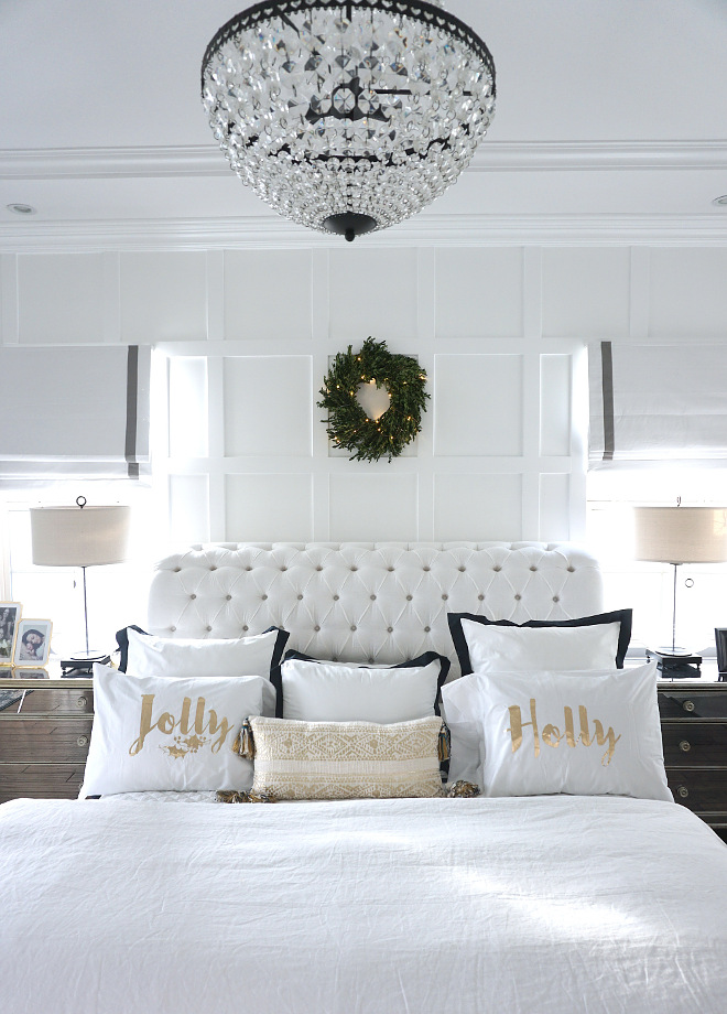 Christmas Bedroom Decor Christmas Bedroom Decor Ideas Pillows Wreath Christmas Bedroom Decor