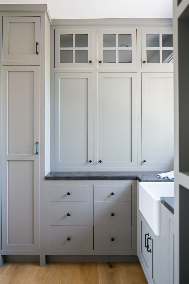 Farrow and Ball Mole's Breath 276 Farrow and Ball Mole's Breath 276 Grey cabinet paint color Farrow and Ball Mole's Breath 276 #FarrowandBallMolesBreath #FarrowandBall276