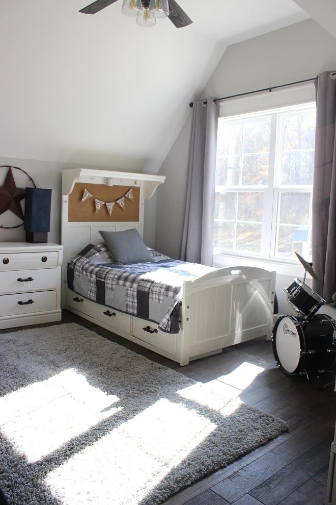 Little Boy's bedroom