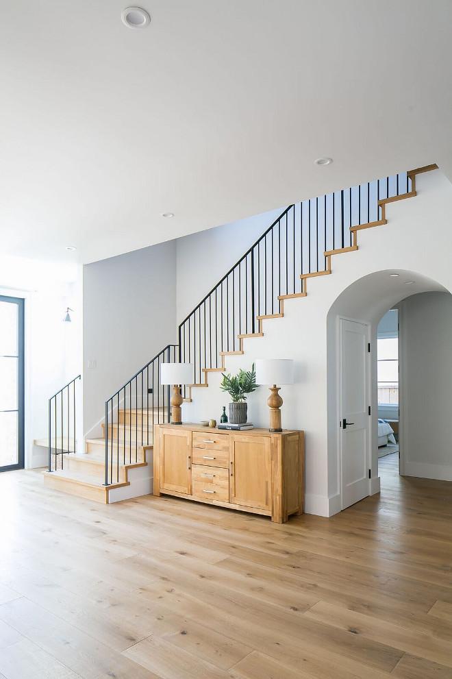 Hardwood flooring 9-inch white oak flooring/providence