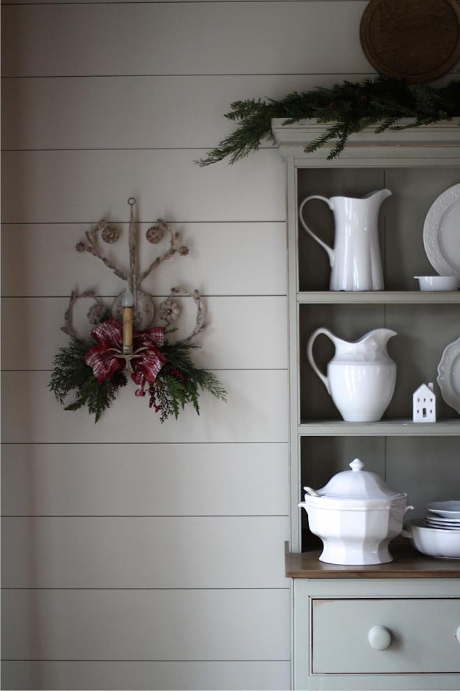 Christmas decor Sconces Christmas decor