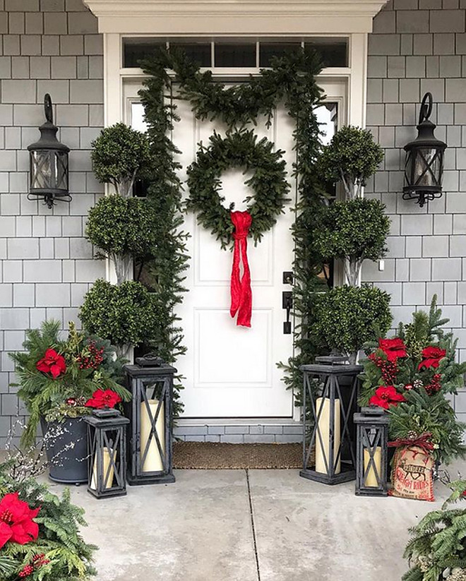 Christmas Front Door Christmas Front Door Best Ideas for Christmas Front Door