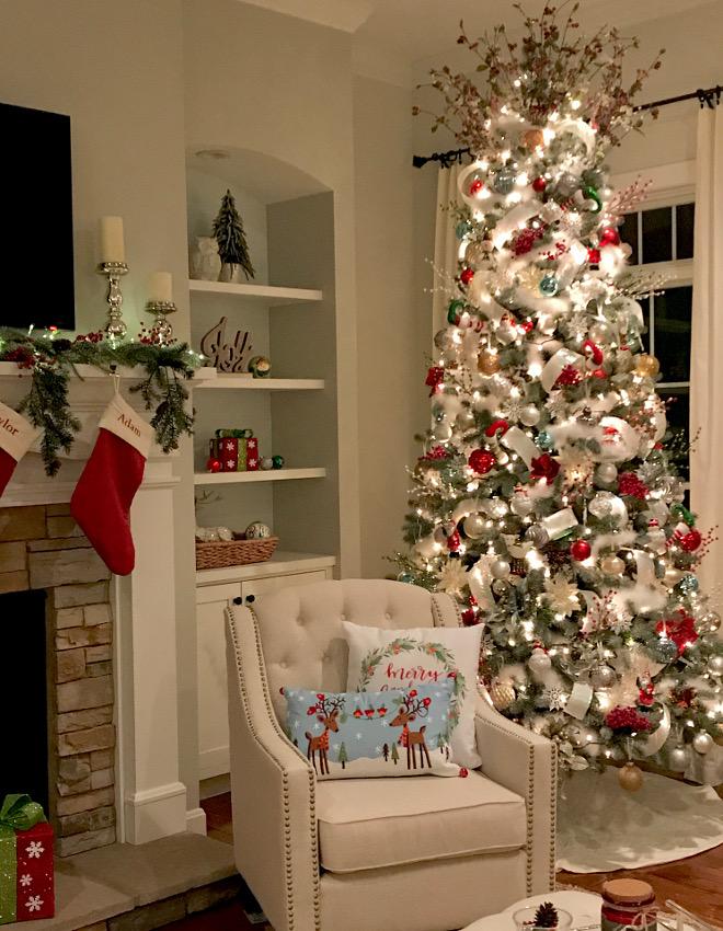Christmas Tree Christmas Tree Christmas Tree