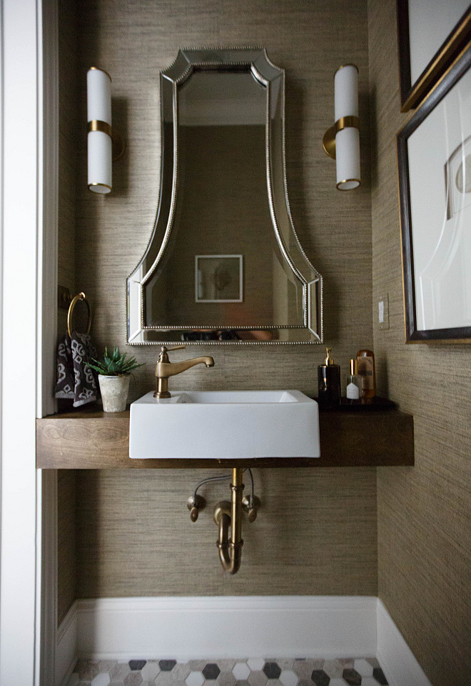 Chunky Floating Vanity Bathrooms Small Bathroom Chunky Floating Vanity Chunky Floating Vanity