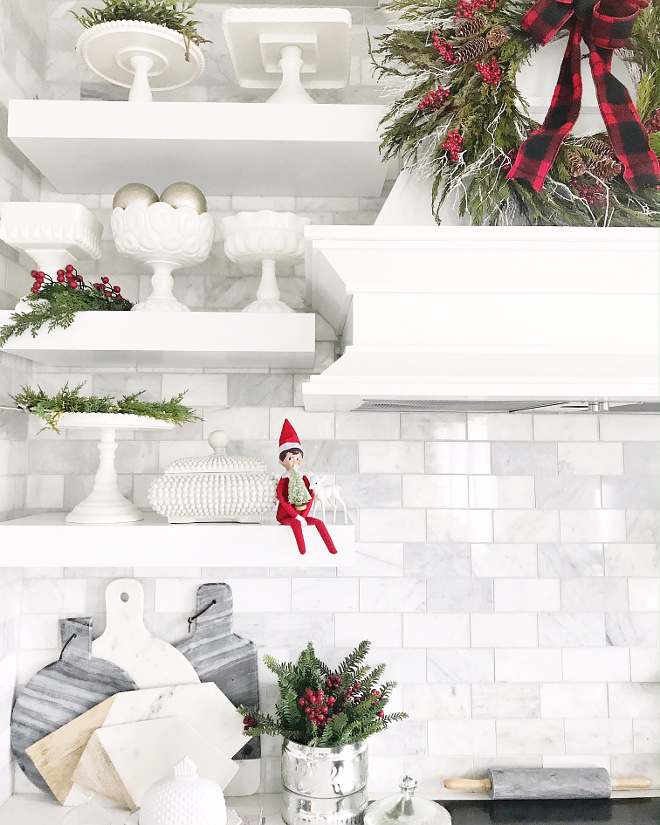 Elf on the Shelf Christmas Ideas Elf on the Shelf Christmas Ideas New Ideas Elf on the Shelf Christmas Ideas New ideas #ElfontheShelf #newideas #Christmas Home Bunch Beautiful Homes of Instagram