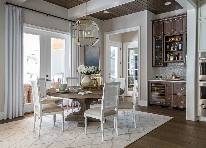 Kitchen Dining Room Plans Kitchen opens to dining room with bar Kitchen Dining Room Plans Kitchen Dining Room Plans