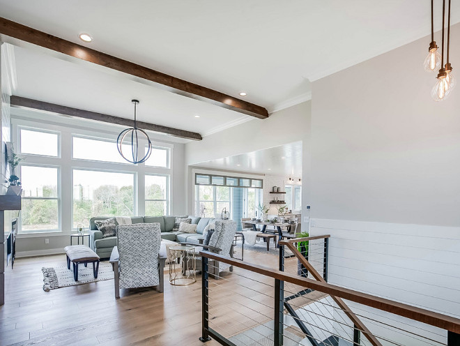 Kitchen Family Room Design Layout