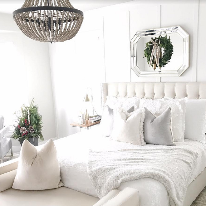 Sherwin Williams SW 7757 High Hide White Sherwin Williams SW 7757 High Hide White Paint Color #SherwinWilliamsSW7757HighHideWhite Home Bunch Beautiful Homes of Instagram