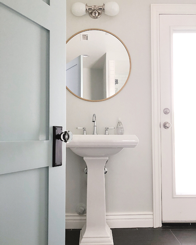 Bathroom Round Brass Mirror Bathroom Round Brass Mirror Ideas