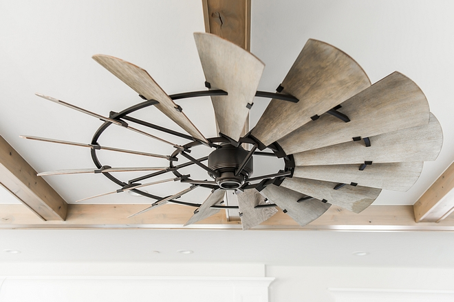 Windmill Ceiling Fan Wood Windmill Ceiling Fan Windmill Ceiling Fan Windmill Ceiling Fan Windmill Aluminum 60-inch Ceiling Fan