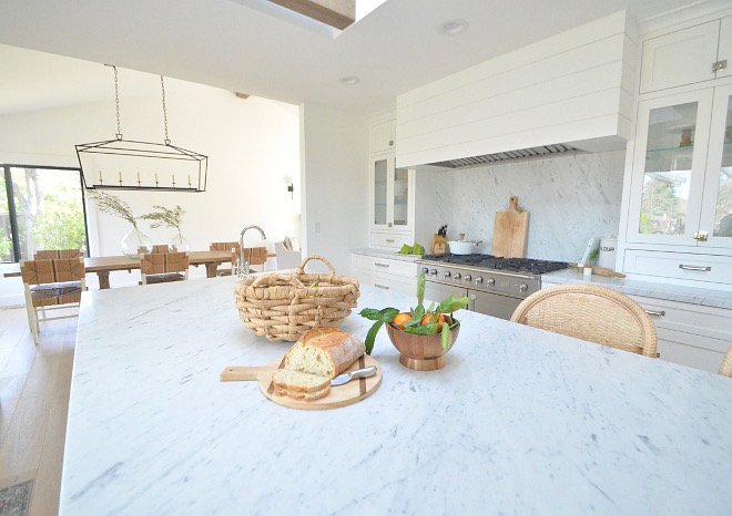 Carrara Marble Countertop White Carrara Marble Countertop Countertops and solid slab backsplash are Carrara Marble