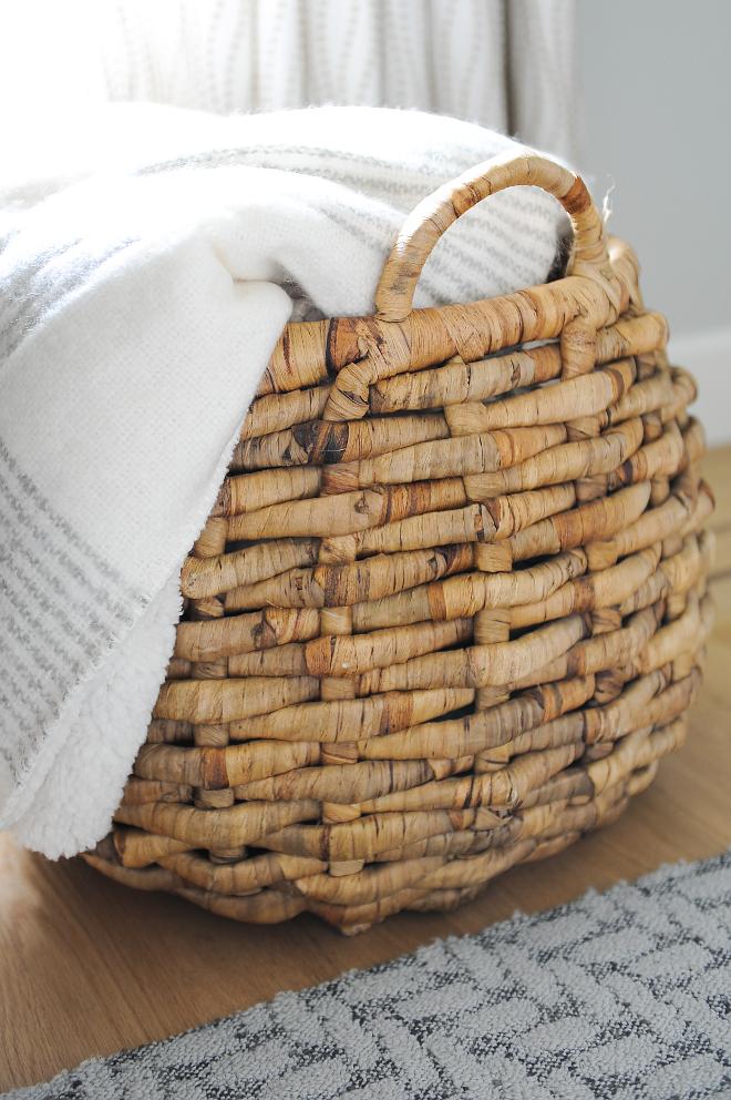 Rattan Basket Styling