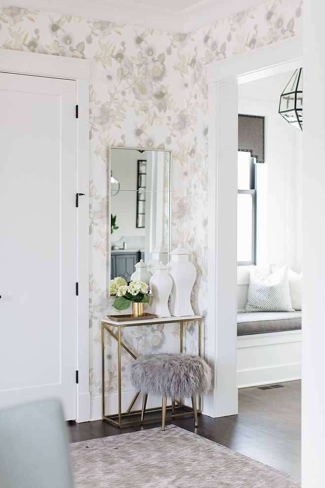 Rectangular Foyer Mirror