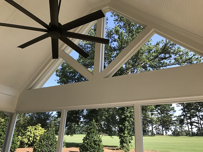 Porch Ceiling Fan Screened Porch Ceiling Fan Porch Ceiling Fan Ideas Porch Ceiling Fan source on Home Bunch