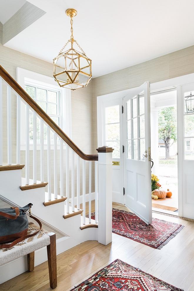 Foyer Lighting Foyer low ceiling lighting adjustable height light foyer Visual Comfort, Morris Lantern