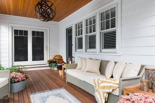 Back Porch Decor Back Porch Decor Lighting furniture decor Back Porch Decor teak furniture