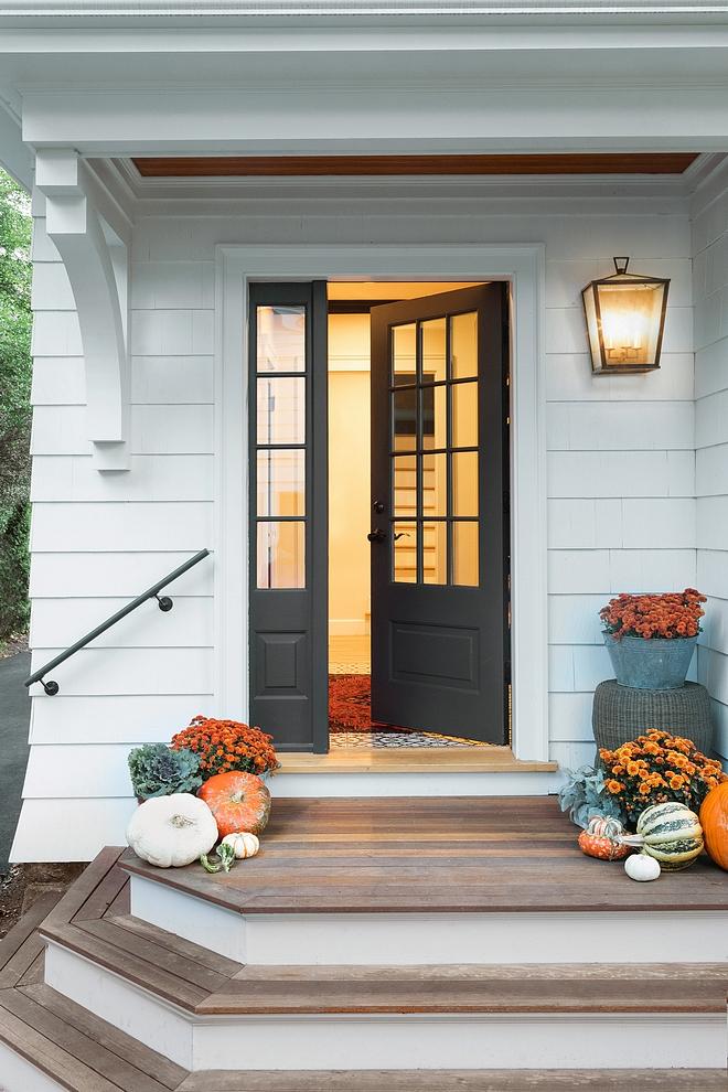 Benjamin Moore Wrought Iron 2124-10 Best Black-Grey Door Paint Color Benjamin Moore Wrought Iron 2124-10