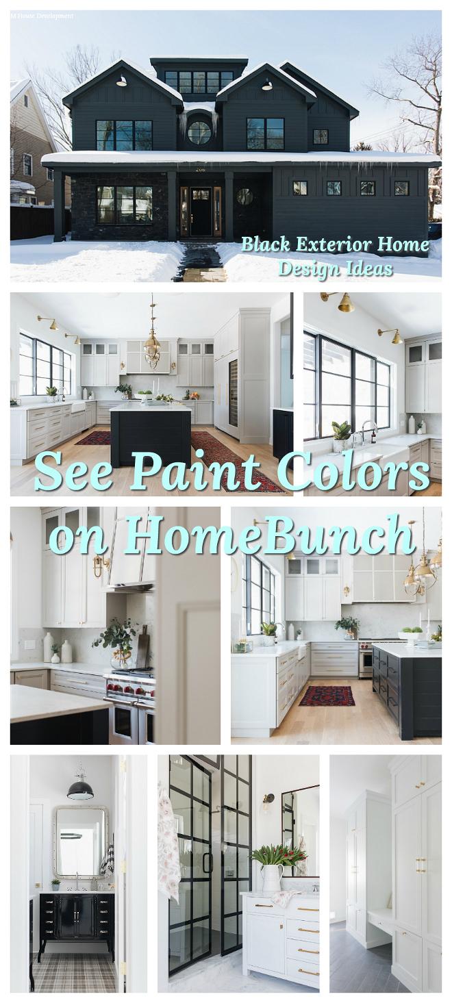 Black Exterior Home Design Ideas Black Exterior Home Design Ideas