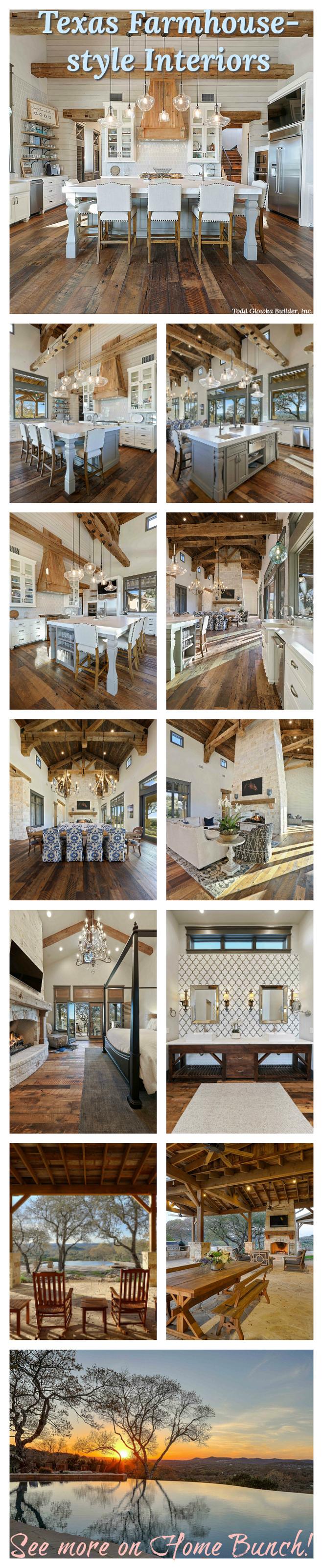 Interior Design Ideas Texas Farmhouse-style Interiors Interior Design Ideas Texas Farmhouse-style Interior Pictures #InteriorDesignIdeas #Texas #Farmhouse #farmhousestyle #farmhouseInteriors