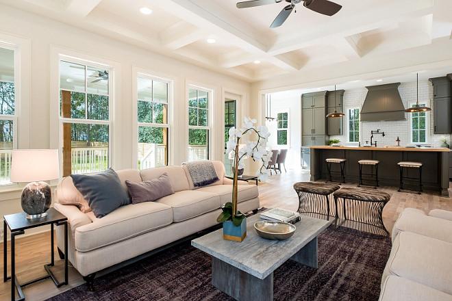 Interior Design Ideas Modern Farmhouse Style Home Home