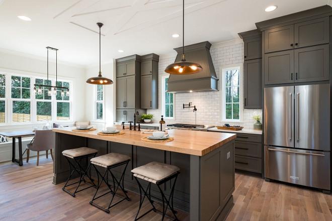 Interior Design Ideas: Modern Farmhouse-style Home - Home ...