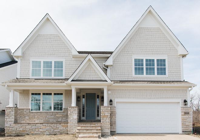 Hardie Cobble Stone Hardie Cobble Stone Shingle Home exterior color Hardie Cobble Stone Hardie Cobble Stone #HardieCobbleStone