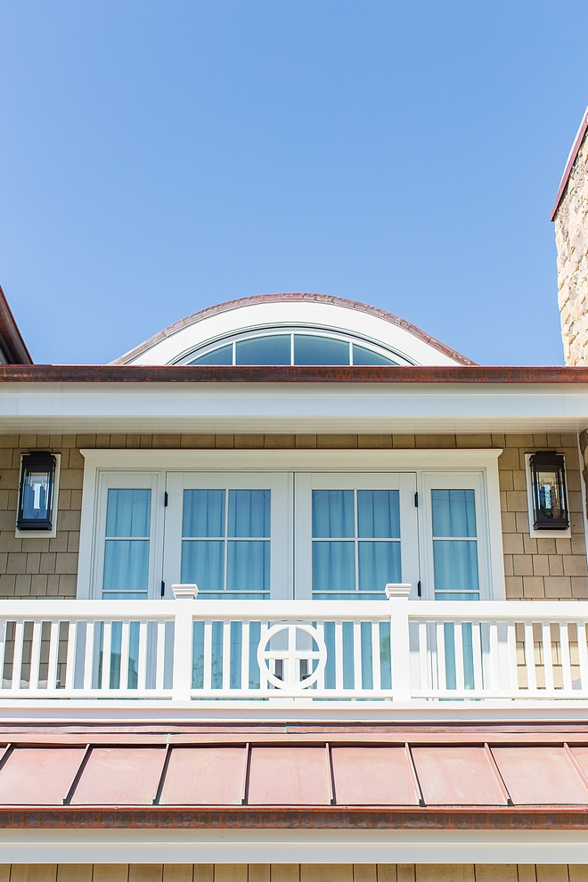 Balcony Trim Exterior trim Exterior trim design Ideas The balcony custom trim matches the detail on the fence Balcony Trim Exterior trim Exterior trim design #BalconyTrim #Exteriortrim #Exteriortrimdesign