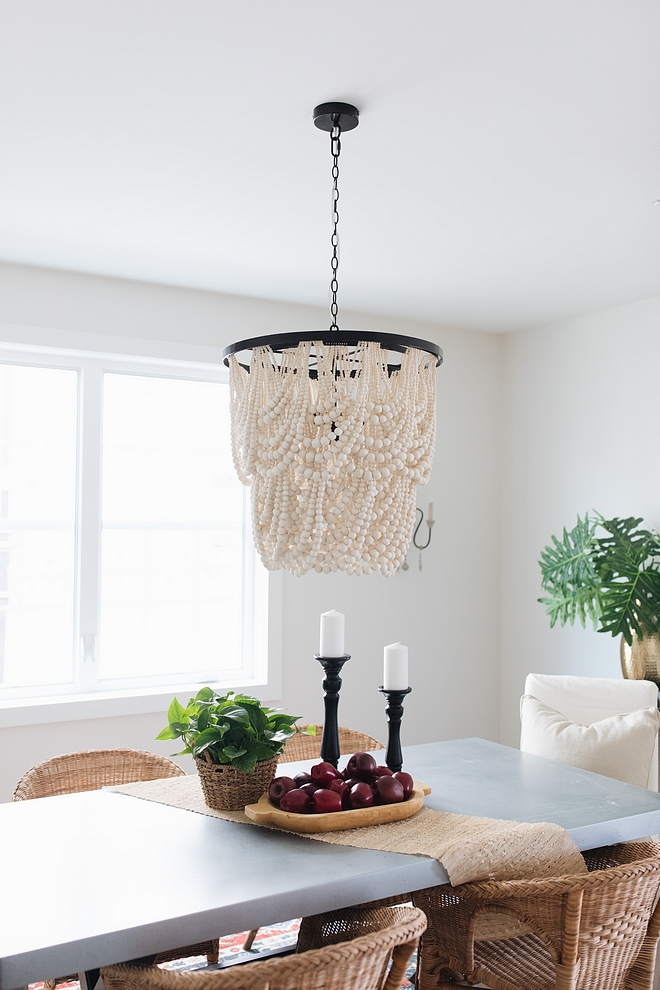 Beaded Chandelier Dining room with affordable Beaded Chandelier Beaded Chandelier sources Beaded Chandelier Beaded Chandelier #BeadedChandelier