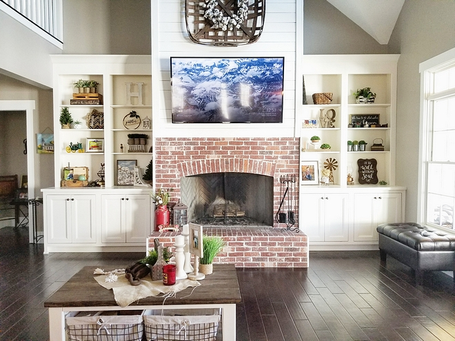 Arched brick fireplace using Old Louisville Tudor thin brick Arched brick fireplace using Old Louisville Tudor thin brick Arched brick fireplace using Old Louisville Tudor thin brick Fireplace Arched brick fireplace using Old Louisville Tudor thin brick #Archedbrickfireplace #brickfireplace