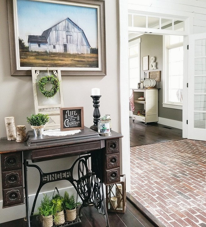Perfect Greige SW 6073 by Sherwin Williams The wall color is Perfect Greige SW 6073 by Sherwin Williams Perfect Greige SW 6073 by Sherwin Williams Perfect Greige SW 6073 by Sherwin Williams #PerfectGreigeSW6073SherwinWilliams #PerfectGreigeSherwinWilliams