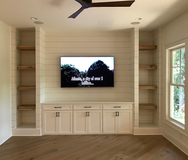 Family Room without fireplace Custom Built in Media Cabinet Design Family Room without fireplace Custom Built in Media Cabinet Design Ideas Family Room without fireplace Custom Built in Media Cabinet Design #FamilyRoom #CustomBuiltin #MediaCabinet #Cabinet #CabinetDesign