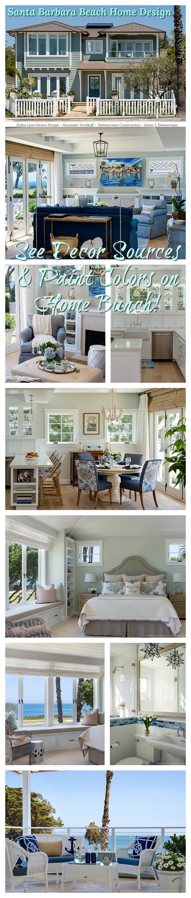 Santa Barbara Beach Home Design Santa Barbara Beach Home Design Ideas Santa Barbara Beach Home Design Paint Colors Santa Barbara Beach Home Design Decor Source on Home Bunch #SantaBarbara #BeachHome #BeachHomeDesign