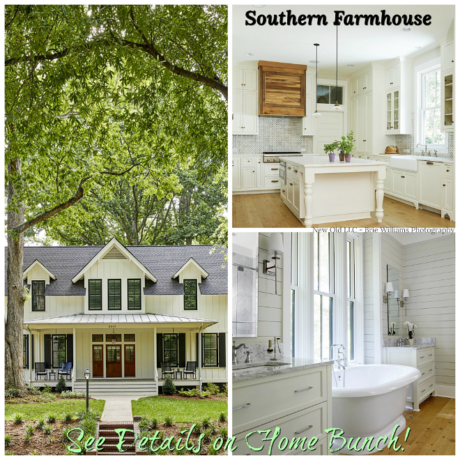 Southern Farmhouse Southern Farmhouse interior design ideas
