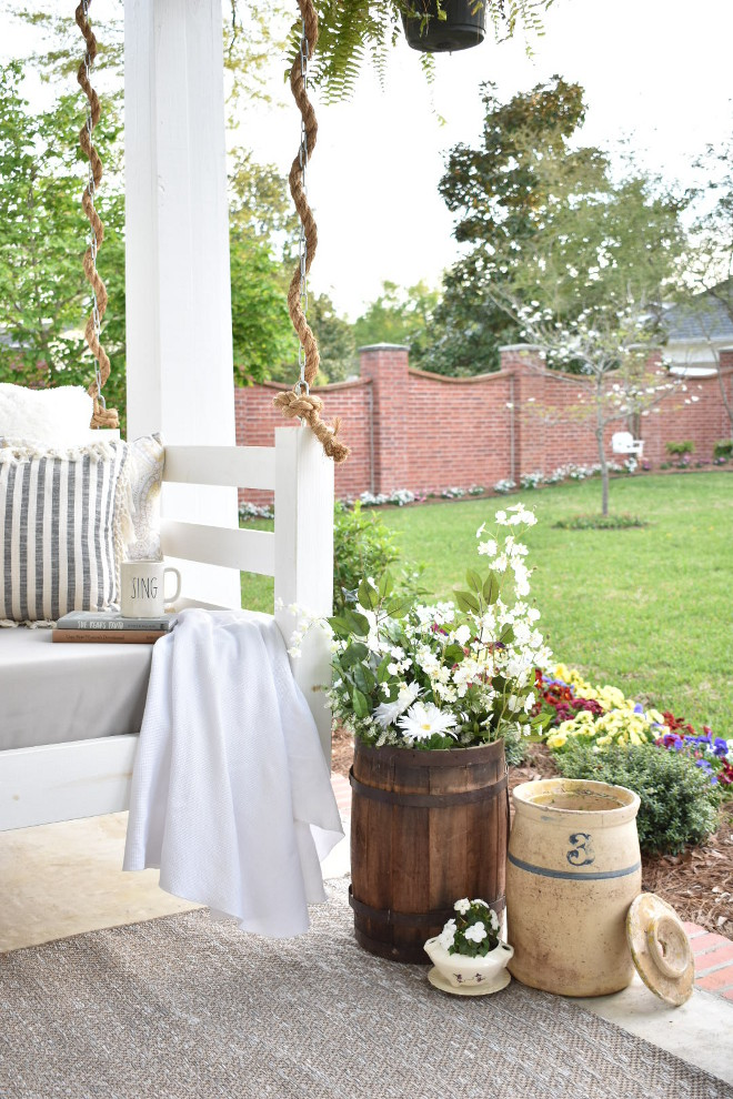 Farmhouse Porch Planters Farmhouse Porch Planter ideas Farmhouse Porch Planters Farmhouse Porch Planters #FarmhousePorch #farmhousePlanters