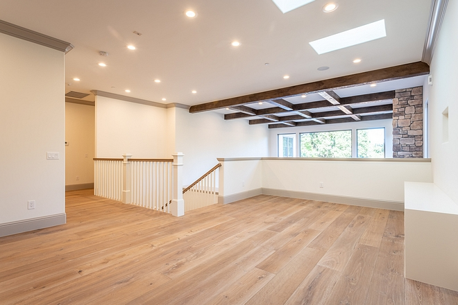 Landing Area large Landing Area The main staircase leads to a large landing area with custom built-ins Landing Area Landing Area #LandingArea
