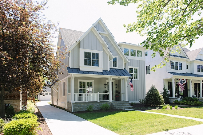 Grey Hardie siding and board and batten Grey Hardie siding and board and batten color #GreyHardiesiding #Hardieboardandbatten