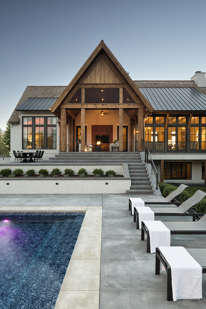 Modern Belgian Farmhouse Home This home truly exudes inspiring architectural details that will stand the test of time Modern Belgian Farmhouse Modern Belgian Farmhouse #ModernBelgianFarmhouse #ModernFarmhouse