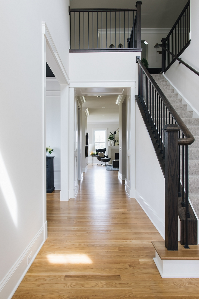 Hardwood floor is White Oak, Natural no stain Hardwood floor is White Oak, Natural #Hardwoodfloor #WhiteOak #Naturalwhiteoak #nostainwhiteoak #hardwoodflooring