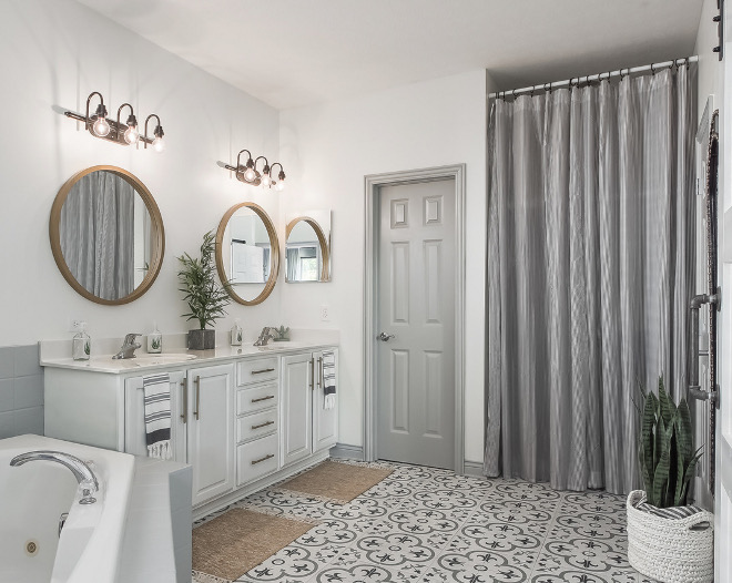 Master Bathroom Revonation How to transform a 90s bathroom Bathroom Renovation Master Bathroom Revonation How to transform a 90s bathroom Bathroom Renovation #MasterBathroomRevonation #Bathroom #Renovation