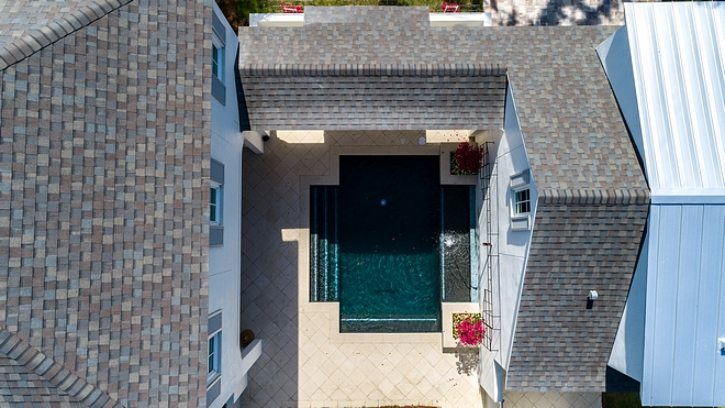 Metal Roofing Color Galv-Alum Shingle Color Grey